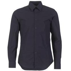 Odjeća Muškarci  Košulje dugih rukava G-Star Raw CORE SHIRT Blue