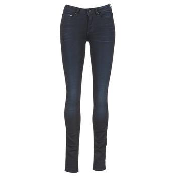 Odjeća Žene  Skinny traperice G-Star Raw 3301 HIGH SKINNY Blue