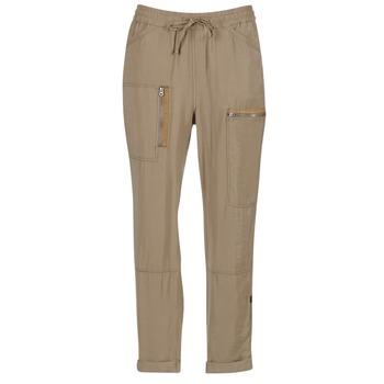 Odjeća Žene  Lagane hlače / Šalvare G-Star Raw POWEL UTILITY 3D SPORT Bež