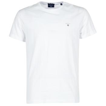 Odjeća Muškarci  Majice kratkih rukava Gant THE ORIGINAL T-SHIRT Bijela