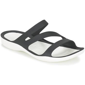 Obuća Žene  Sandale i polusandale Crocs SWIFTWATER SANDAL W Crna / Bijela