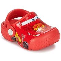 Obuća Dječak  Klompe Crocs Crocs Funlab Light CARS 3 Movie Clog Red