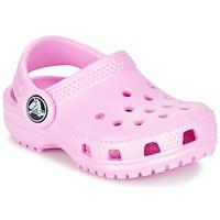 Obuća Djevojčica Klompe Crocs Classic Clog Kids Ružičasta