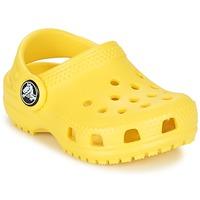 Obuća Djeca Klompe Crocs Classic Clog Kids Žuta