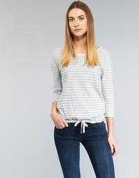 Odjeća Žene  Topovi i bluze Marc O'Polo GRASSIRCO Bijela / Blue