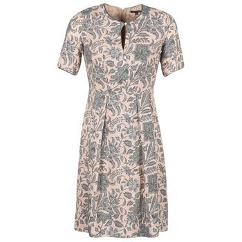 Odjeća Žene  Kratke haljine Marc O'Polo GERDAZIL Siva / Nude