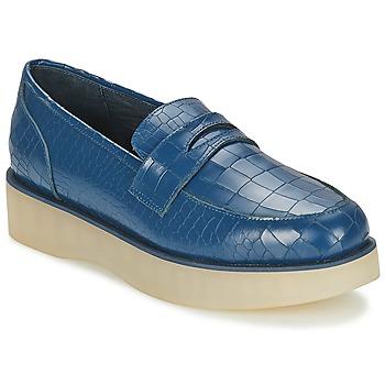 Obuća Žene  Mokasinke F-Troupe Penny Loafer Blue