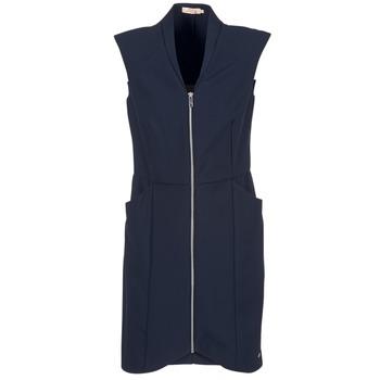 Odjeća Žene  Kratke haljine DDP DISTOULA Blue