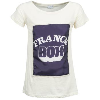 Odjeća Žene  Majice kratkih rukava Kling WARHOL Bijela