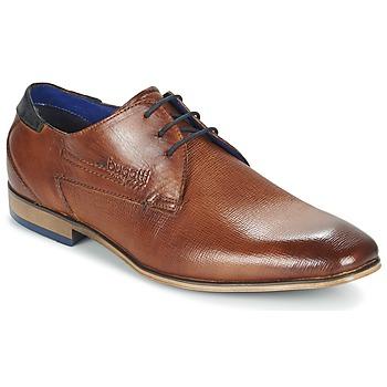 Obuća Muškarci  Derby cipele Bugatti CALETTE Boja konjaka