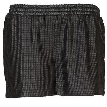 Odjeća Žene  Bermude i kratke hlače Suncoo BONIE Crna