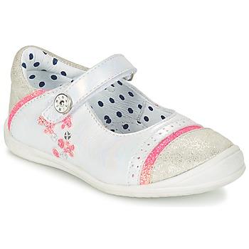 Obuća Djevojčica Balerinke i Mary Jane cipele Catimini PIPISTRELLE Vte / Bijela-fluorescentna / Dpf / Zafra