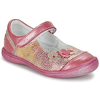 Obuća Djevojčica Balerinke i Mary Jane cipele GBB PRATIMA Vte / Korálová / Dpf / 2787