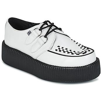 Obuća Derby cipele TUK MONDO HI Bijela