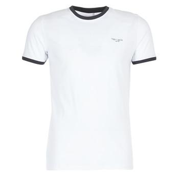 Odjeća Muškarci  Majice kratkih rukava Teddy Smith THE TEE White