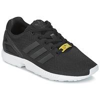 Obuća Djeca Niske tenisice adidas Originals ZX FLUX J Crna