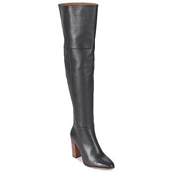 Obuća Žene  Čizme iznad koljena Fericelli NIRI Crna