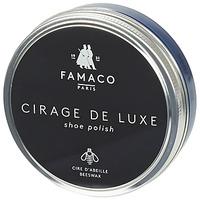 Modni dodaci Laštila za obuću Famaco BOITE DE CIRAGE DE LUXE MARINE 100 ML Blue