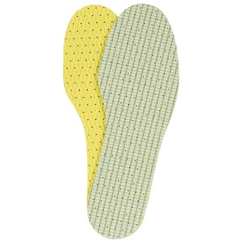 Modni dodaci Žene  Dodaci za obuću Famaco SEMELLE FRAICHE CHLOROPHYLLLE FEMME T35-40 Zelena