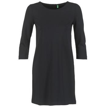 Odjeća Žene  Kratke haljine Benetton SAVONI Crna