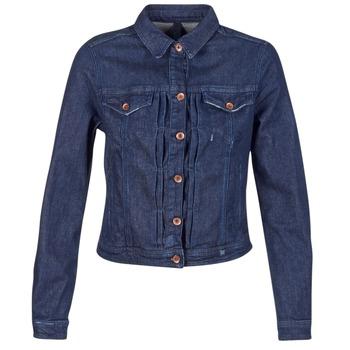 Odjeća Žene  Traper jakne Benetton FESCAR Blue / Zagasita