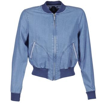Odjeća Žene  Traper jakne Benetton FERMANO Blue