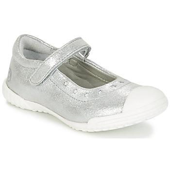 Obuća Djevojčica Balerinke i Mary Jane cipele Mod'8 PRISCA Srebrna