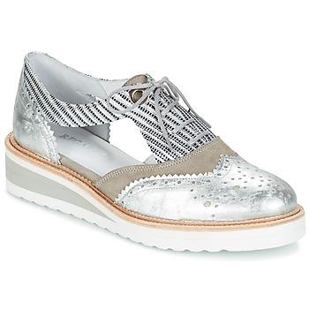 Obuća Žene  Derby cipele Regard RYXA Srebrna