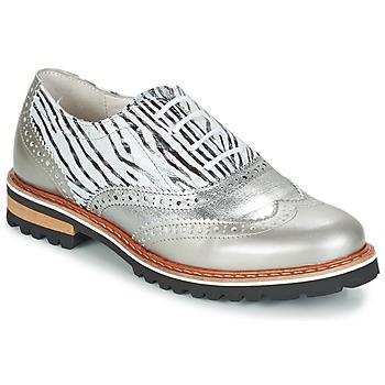 Obuća Žene  Derby cipele Regard ROAXA Srebrna