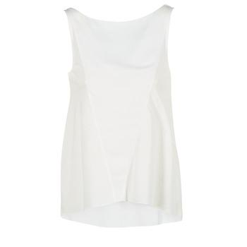 Odjeća Žene  Majice s naramenicama i majice bez rukava Desigual ROMINESSA Bijela