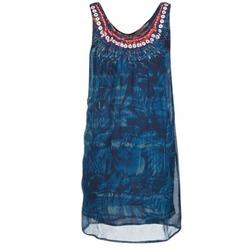 Odjeća Žene  Kratke haljine Desigual LIORISE Blue