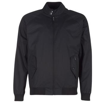 Odjeća Muškarci  Kratke jakne Ben Sherman HARRINGTON Crna