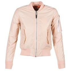 Odjeća Žene  Kratke jakne Schott BOMBER BY SCHOTT Pink
