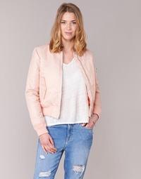 Odjeća Žene  Kratke jakne Schott BOMBER BY SCHOTT Ružičasta