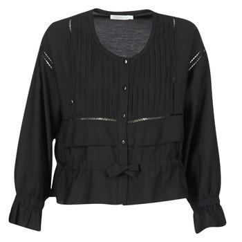 Odjeća Žene  Topovi i bluze See U Soon 7113001 Crna