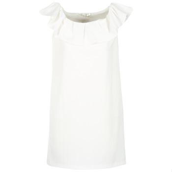 Odjeća Žene  Kratke haljine See U Soon 7123017 Bijela