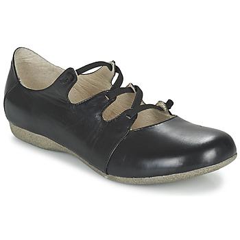 Obuća Žene  Balerinke i Mary Jane cipele Josef Seibel FIONA 04 Crna
