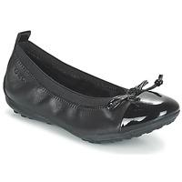 Obuća Djevojčica Balerinke i Mary Jane cipele Geox J PIUMA BAL F Crna