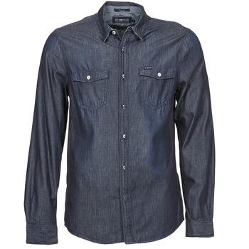 Odjeća Muškarci  Košulje dugih rukava Energie VETTEL Blue