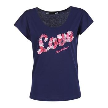 Odjeća Žene  Majice kratkih rukava Love Moschino W4G4127 Blue