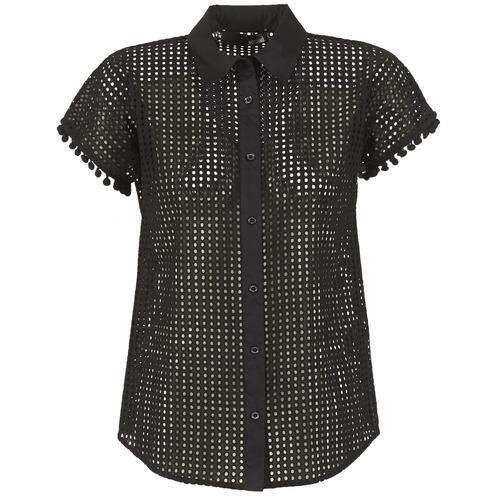 Odjeća Žene  Košulje i bluze Love Moschino WCC0480 Crna