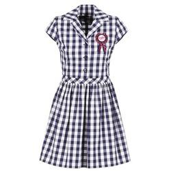 Odjeća Žene  Kratke haljine Love Moschino WVF3001 Blue / Bijela
