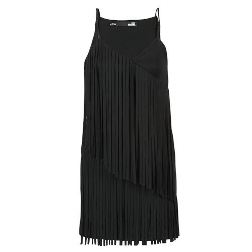 Odjeća Žene  Kratke haljine Love Moschino W595800 Crna