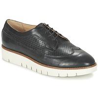 Obuća Žene  Derby cipele Geox D BLENDA A Crna