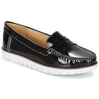 Obuća Žene  Derby cipele Geox D KOOKEAN F Crna