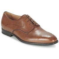 Obuća Muškarci  Derby cipele Geox U NEW LIFE A Smeđa