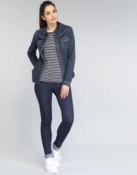 Odjeća Žene  Skinny traperice Replay TOUCH Blue / Brut