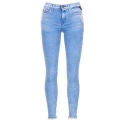 Odjeća Žene  Traperice 3/4 i 7/8 Replay JOI Blue