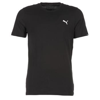 Odjeća Muškarci  Majice kratkih rukava Puma ESS TEE Crna