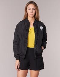 Odjeća Žene  Kratke jakne Molly Bracken RESTIFO Crna